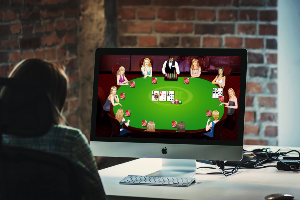The Changes in Online Poker